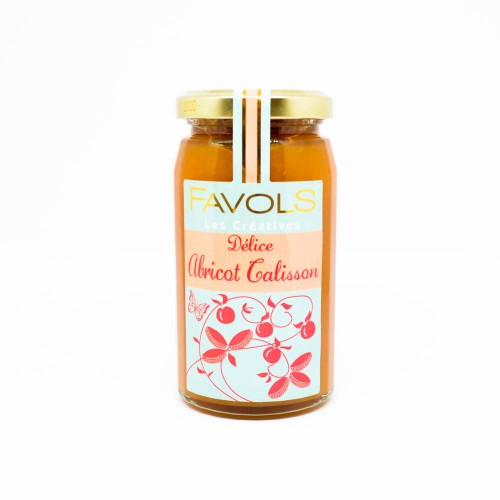 Confiture Abricot Calisson