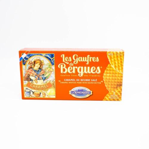 Etui de Gaufres Caramel Beurre Salé