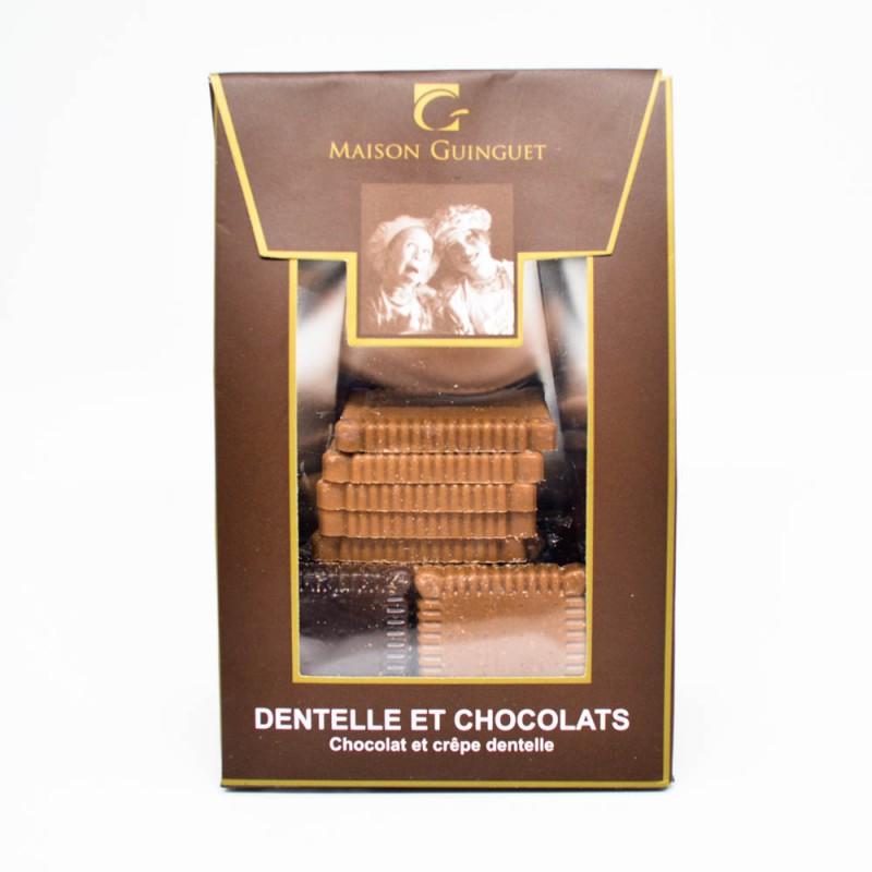 Dentelle et chocolats