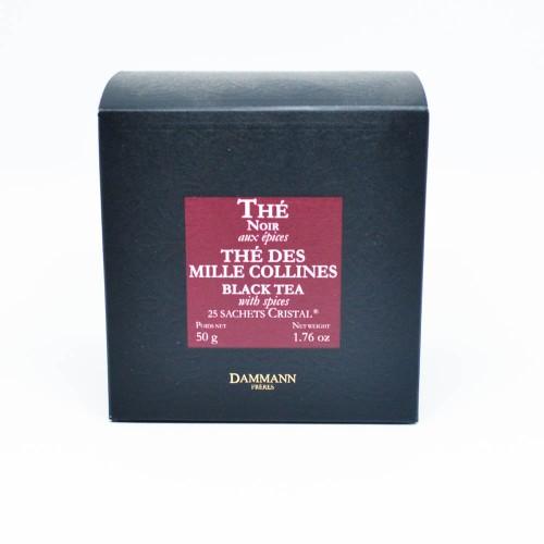 Thé Noir - Thés des Milles Collines