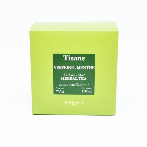 Tisane - Verveine Menthe