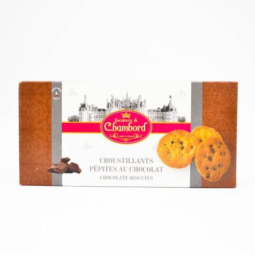 Mini Etui Croustillant Aux Pépites de Chocolat 40 g