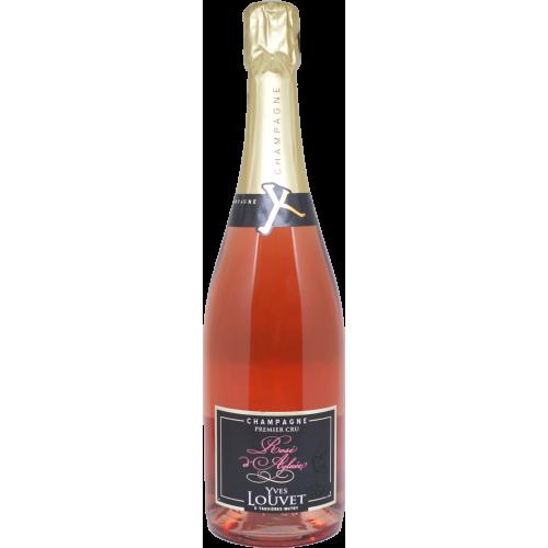 Yves Louvet - Champagne - Brut Rosé