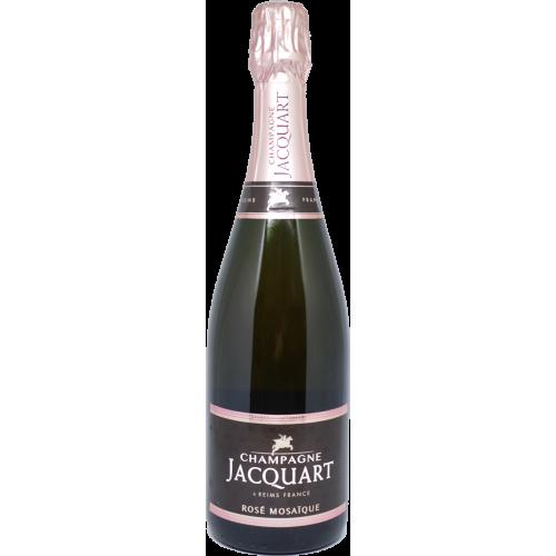 Jacquart - Champagne - Brut Rosé