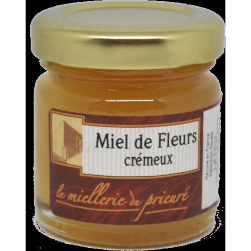 Miel Fleur Crémeux - 50g