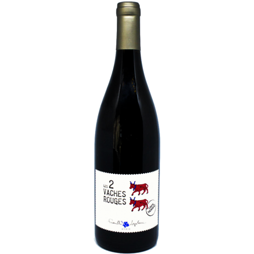 Les 2 Vaches Rouges - Vin de France - 2016