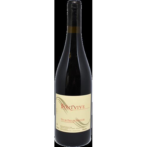 Fontvive - Vin de Pays de Vaucluse - 2016
