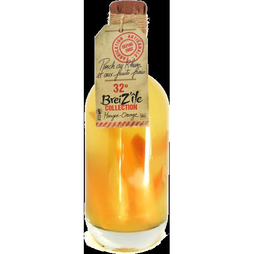 Breiz'île - Mangue Orange