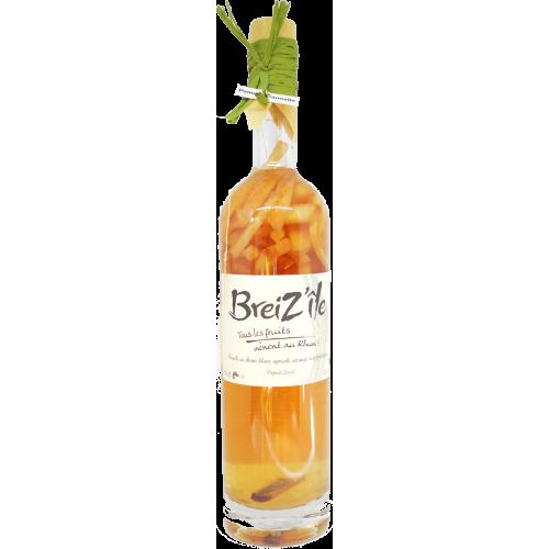 Breiz'île - Passion Citron vert