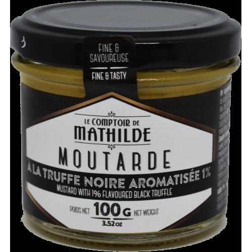 Moutarde à la Truffe Noire