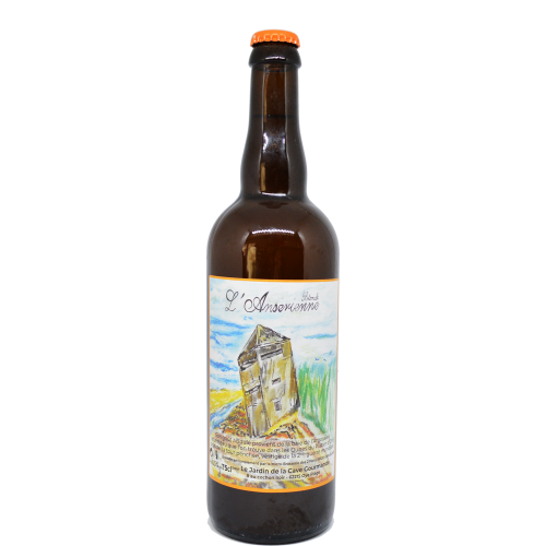 Bière Blonde Triple - L'Anserienne - 75cl