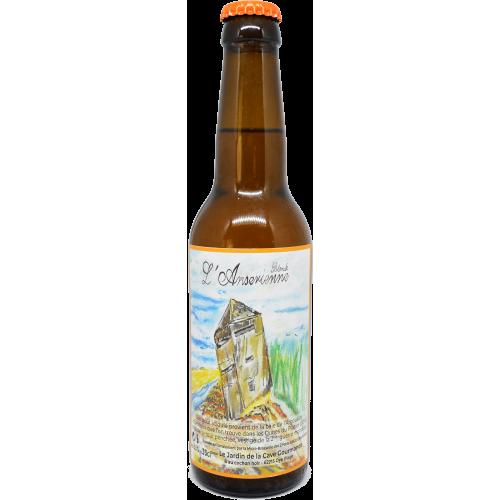 Bière Blonde Triple - L'Anserienne - 33cl