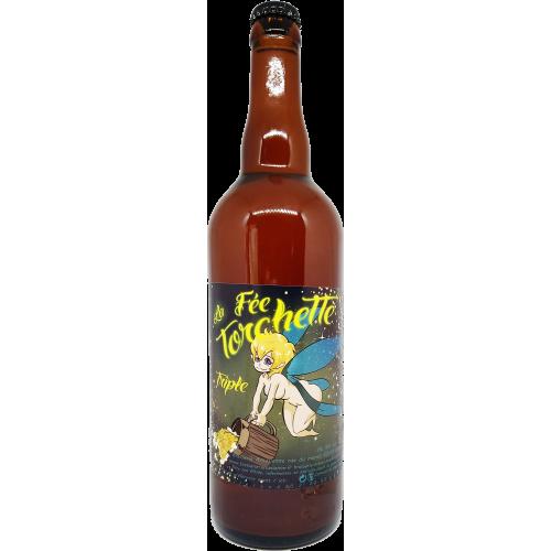La fée Torchette - Blonde Triple - 75cl
