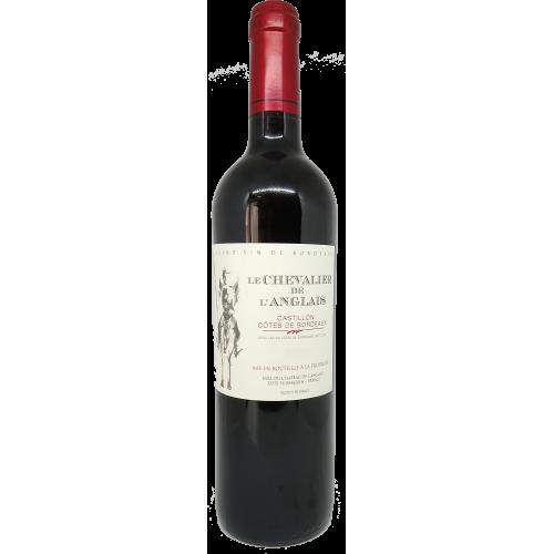 Le chevalier de l'Anglais - Côtes de Castillon - 2016