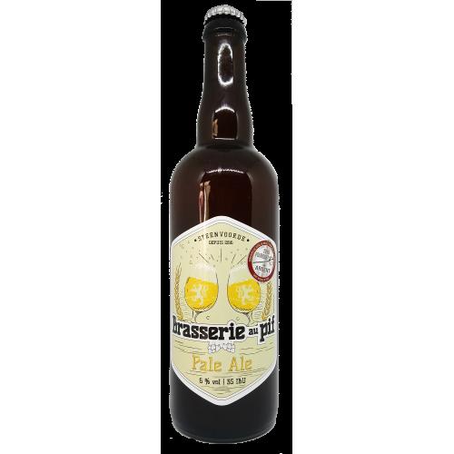 Brasserie au Pif Pale Ale - Bière Blonde - 75cl
