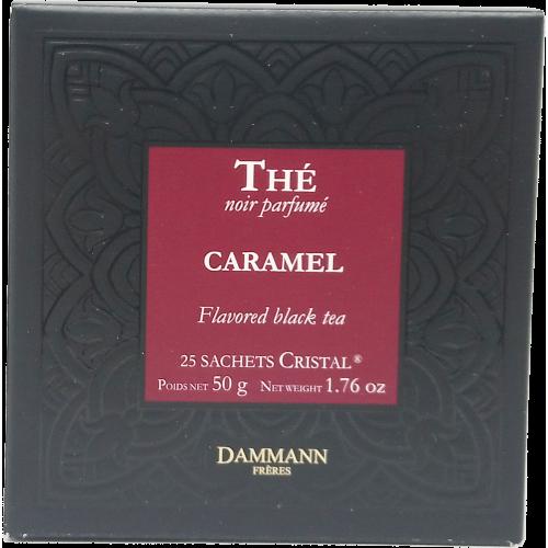 Thé Noir - Caramel