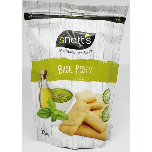 Snatt's Basilic Pesto - 120g