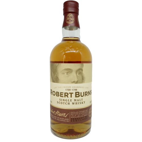 ARRAN Robert Burns - Single Malt - Ecosse