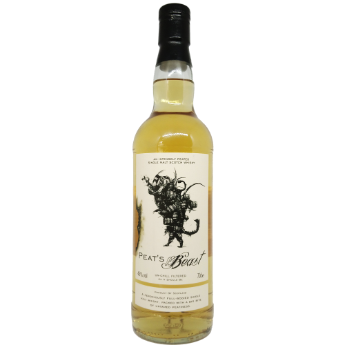 Peat's Beast - Single Malt - Ecosse