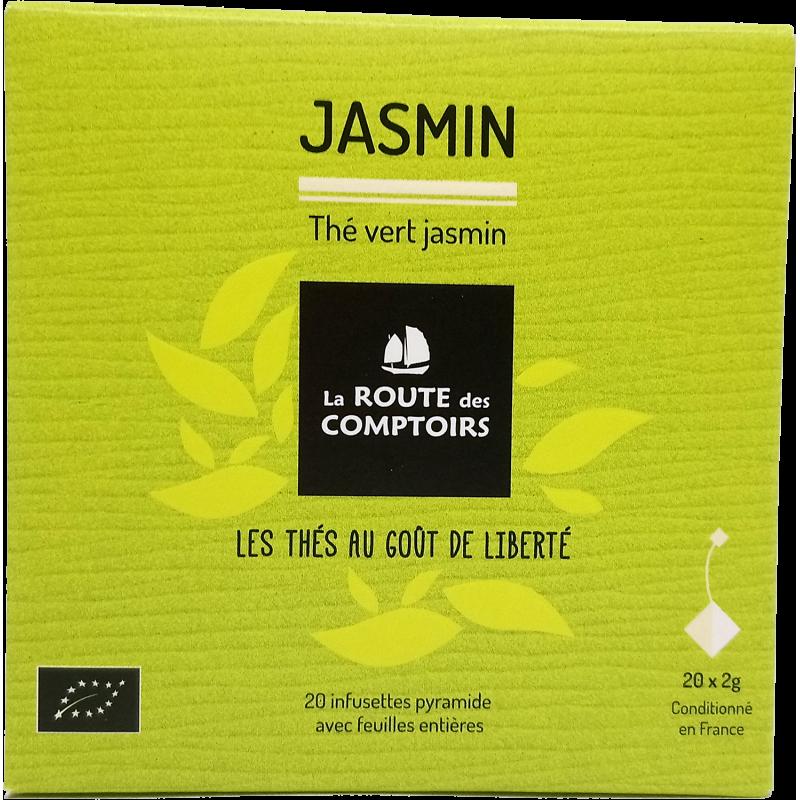 Thé Vert - Jasmin
