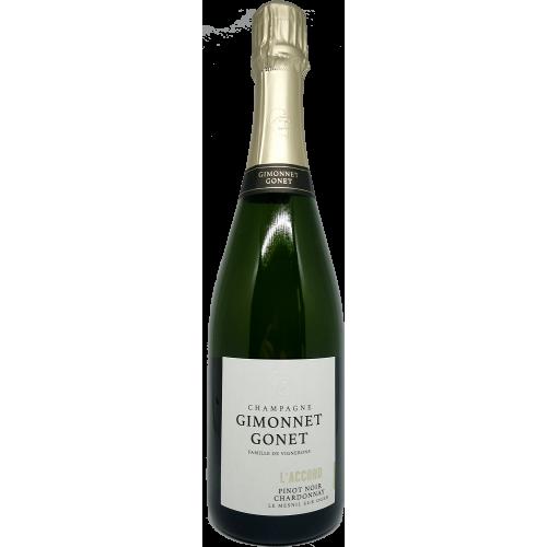 Gimonnet Gonet - L'Origine - Brut - Champagne