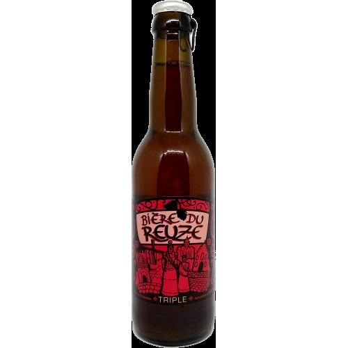 Reuze - Bière Blonde Triple - 33cl