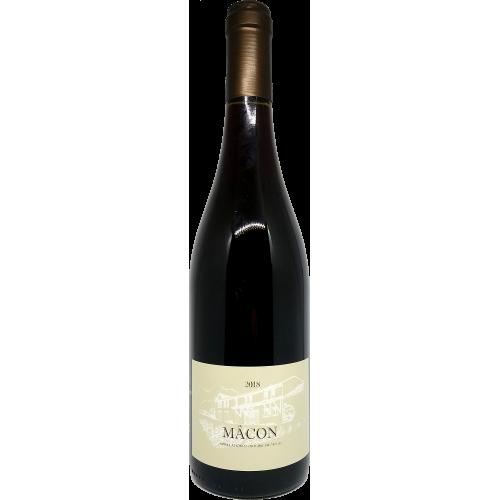 Les vignes de Saint Germain - Mâcon - 2018