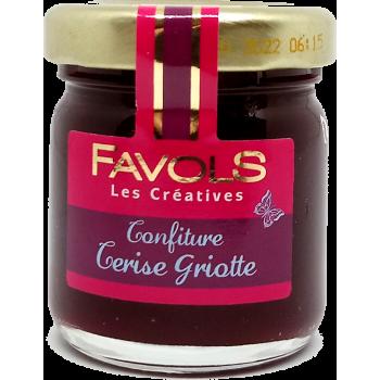 Confiture Cerise Griotte - 42g