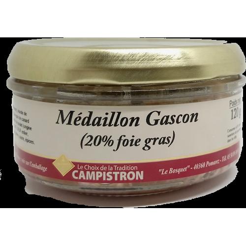 Médaillon Gascon - 120g
