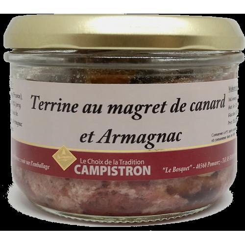 Terrine de Pintade aux cèpes - 180g