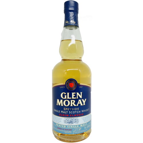 Glen Moray Peated - Single Malt