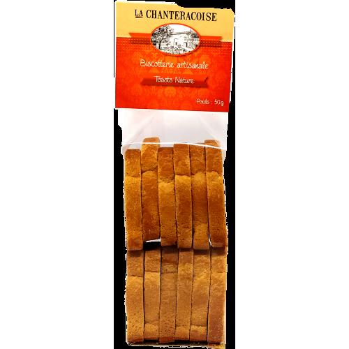 Toasts nature - 50g