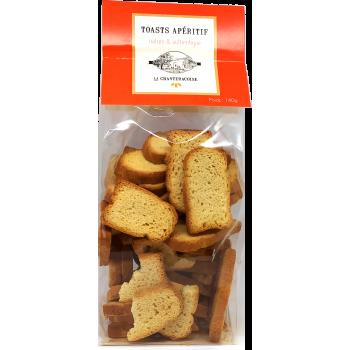 Toasts nature - 140g