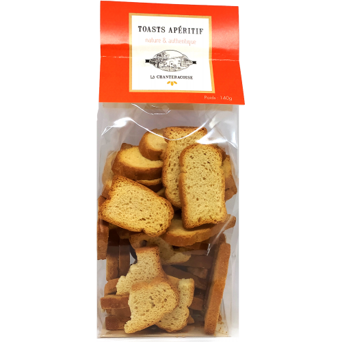 Toasts nature - 140g