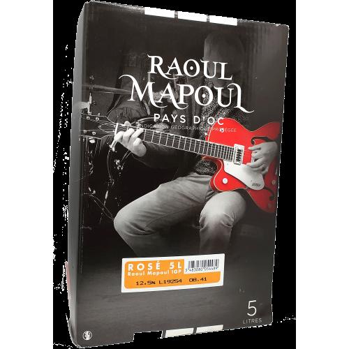Raoul Mapoul - Pays d'Oc - 5 Litres