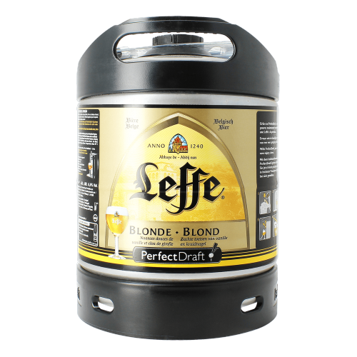 Leffe Blonde - Perfect Darft - 6 Litres