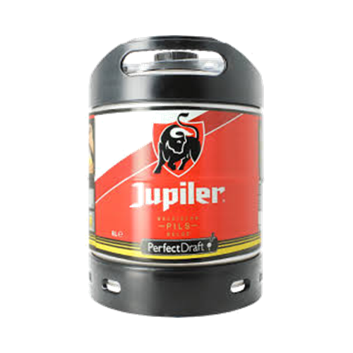 Jupiler - Perfect Darft - 6 Litres