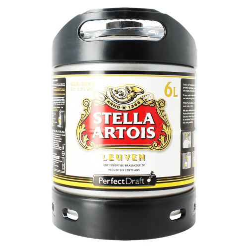 Stella - Perfect Darft - 6 Litres