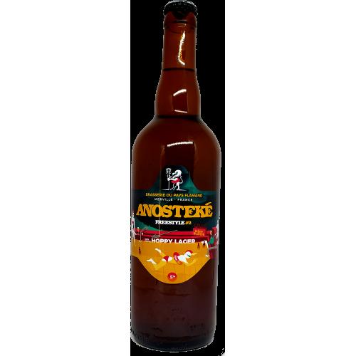 Hoppy Loger Freestyler #2 - Bière Blonde - 75cl