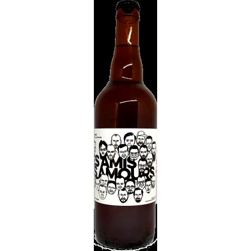 Mes Amis Mes Amours - Bière Blonde - 75cl