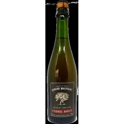 Gerard Maeyaert - Cidre Brut - 75cl