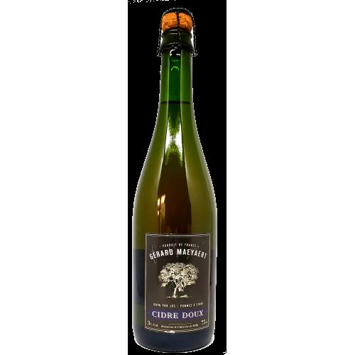 Gerard Maeyaert - Cidre Doux - 75cl