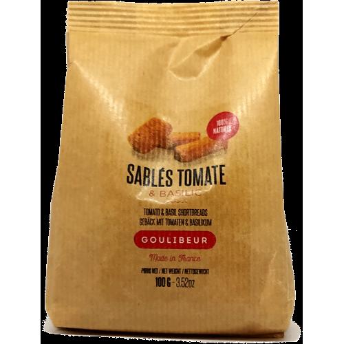 Sablés à la Tomate - 100g