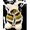 Lapin en peluche - 25cm