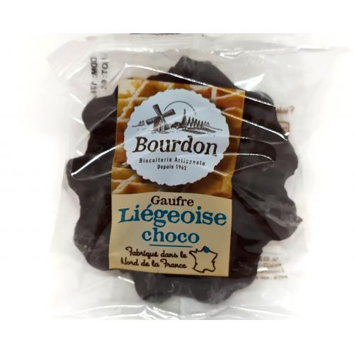 Gaufre Liégoise Chocolats - 68g