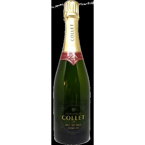 Collet Art Deco - Brut - Champagne