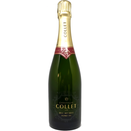 Collet Art Deco - Brut - Champagne