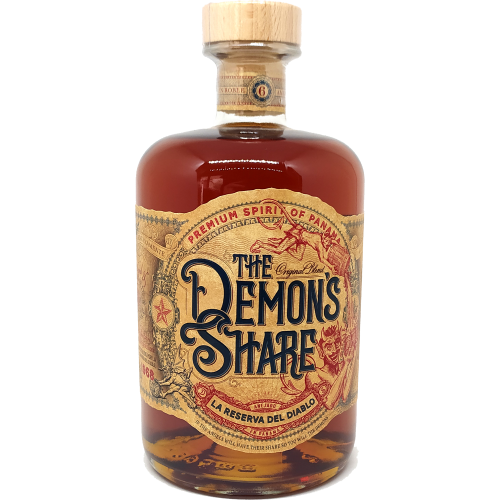 Demon's Share 6ans - Panama