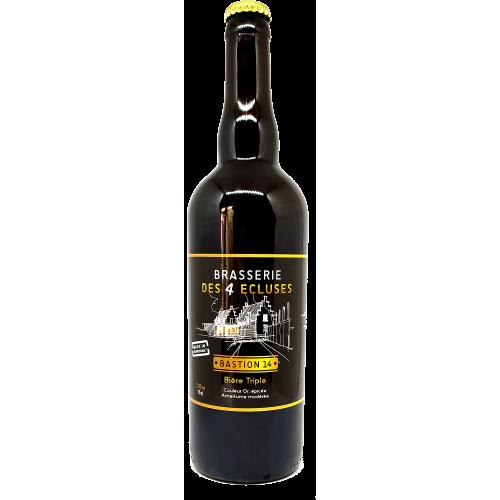 Bière Blonde Triple - Bastion 14 - 75cl