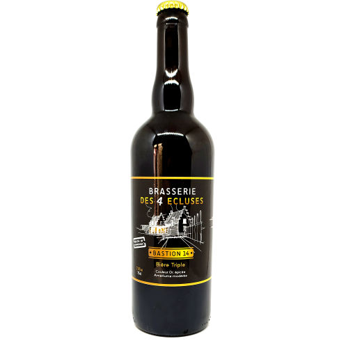 Bière Blonde Triple - Bastion 14 - 75cl